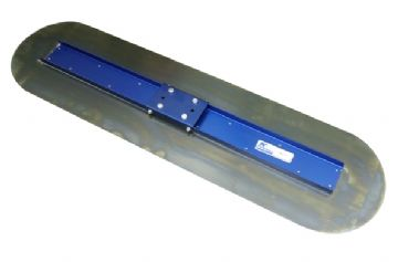 "Big D Bull Float - 48"" x 12 Blue Steel Float Kraft Tools"